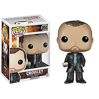 Supernatural Crowley Pop! Vinyl