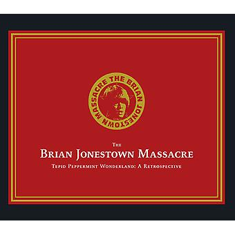 Brian Jonestown Massacre - lauwe pepermunt Wonderland: Retrospectieve [CD] USA import