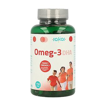 Oméga-3 Dha 150 perles