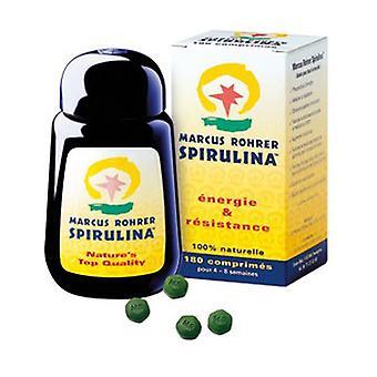 Spirulina Cure 1 Month 180 tablets
