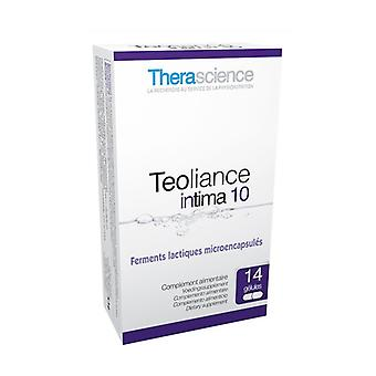 Teoliance Intima 10 14 capsules