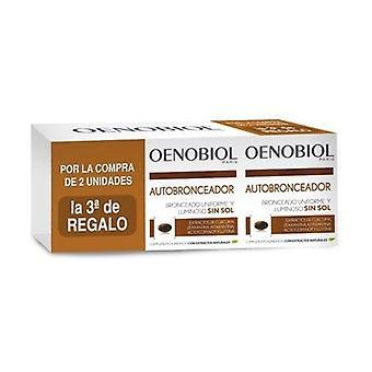 Oenobiol Triplo Self Tanning 90 capsules