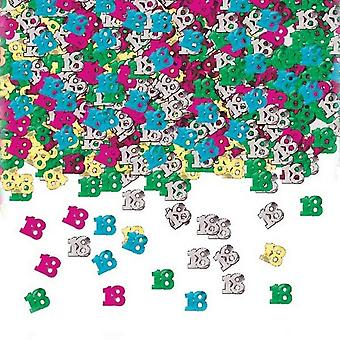 Amscan Multicoloured Confetti - 18