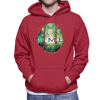Marvel Avengers Infinity Krieg Zeit Stein Herren Sweatshirt mit Kapuze