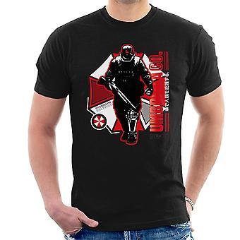 Resident Evil Beltway Umbrella Co Men's T-Shirt