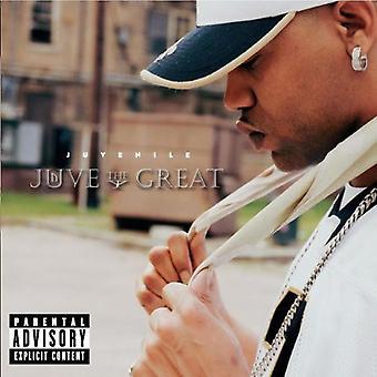 Juvenile - Juve the Great [CD] USA import