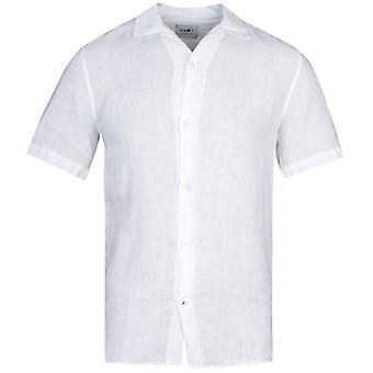 NN07 5706 Miyagi Short Sleeve White Shirt