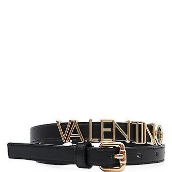 Mario Valentino Emma Winter Narrow Text Logo Belt
