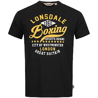 Lonsdale Men's T-Shirt Halesworth