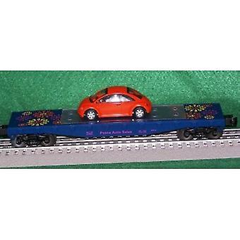 LIO19444, COCHE PLANO W/VW BUG $80