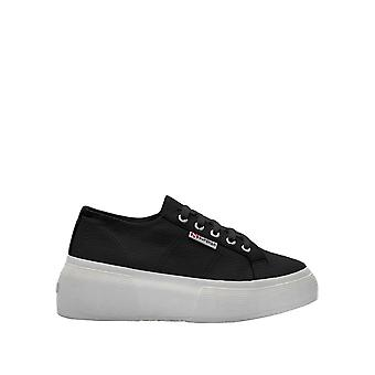 Superga Women's 2287 Tumbled Leather Sneakers