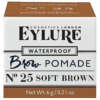 Eylure Waterproof Brow Pomade - Soft Brown - Long Lasting & Smudge Resistant
