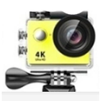 Waterproof 4K Outdoor Sports Action Camera for Surfing Parachuting Diving Skiing Cycling and Hiking
