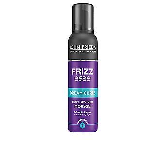 John Frieda Frizz-ease Espuma Rizos Revitalizados 200 Ml för kvinnor