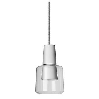 LED 1 Licht plafond hanger Wit
