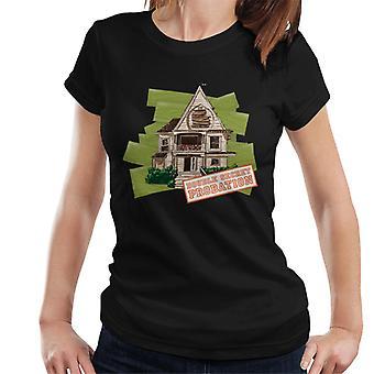 Animal House Dubbel Secret Skyddstillsyn Kvinnor & apos;s T-shirt
