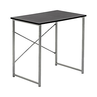Laptop Table Desk Computer PC Home Office Study Wooden Workstation - Black