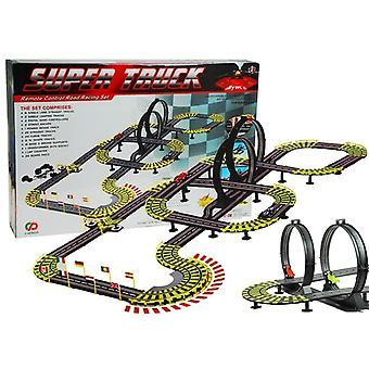 Elektrická dvouproudá závodní dráha - 12 metrů