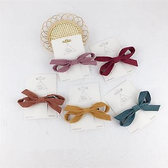 Beautiful Bow Design Hair Clips