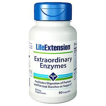 Life Extension Extraodinary Enzames, 60 caps