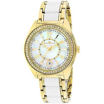 Oceanaut Women's Pearl White Mother of Pearl Dial Watch - OC5410