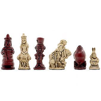 Berkeley shakki Alice in Wonderland Cardinal shakki miesten