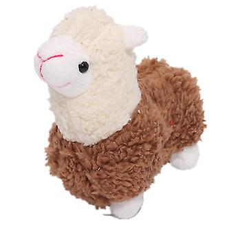 Standing Animal Horse Plush Stuffed Toy , Key Chain Doll (as Shown)