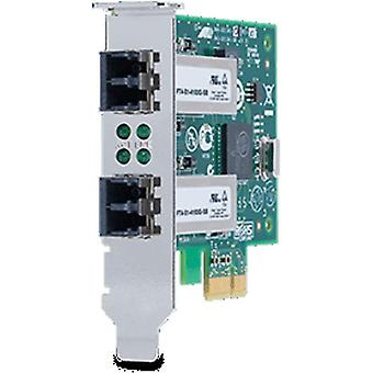 Allied Telesis dwuportowy adapter PCI-Express - AT-2911SX/2LC-001