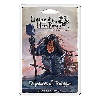 Verdedigers van Rokugan Clan Pack L5R the Card Game