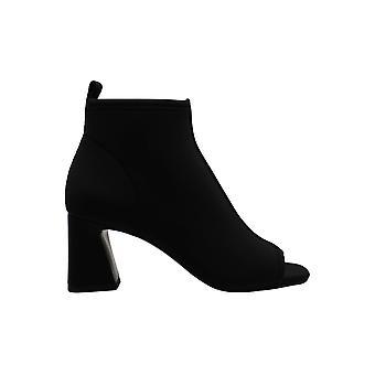 Donald J Pliner Womens Vani Peep Toe Ankle Fashion Boots