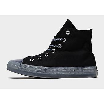 New Converse Women's All Star High Trainers Black