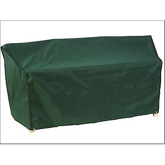 Bosmere Conversation Seat Cover Green MG620