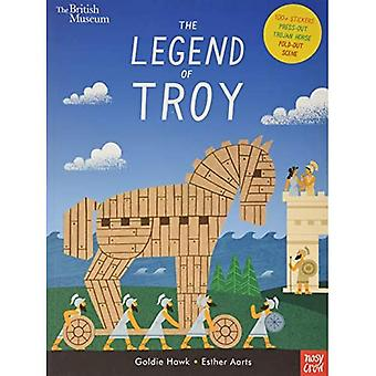 The Legend of Troy - The British Museum