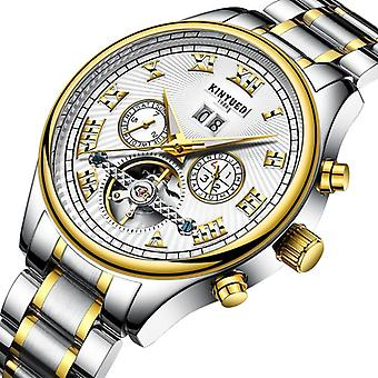 KINYUED JYD-J011 Automatic Mechanical Watch Rome Business Style Water Resistant