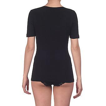 Oscalito 3434 Women's Wool Short Sleeve Top