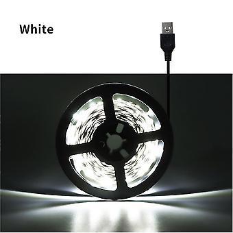 Cocina Rgb Led Strip Light For Kitchen 1m-5m Tape Ribbon 24 Keys Remote Led