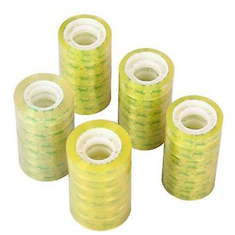 30m Office Stationery Transparent Tape, High Accessories Packaging Tape