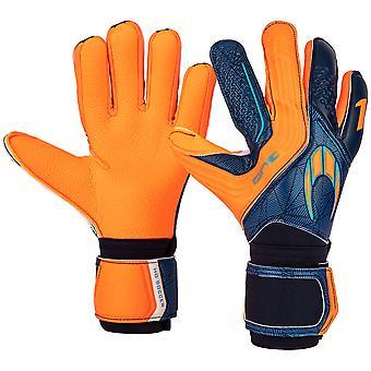 HO One Neg Robust Goalkeeper Gloves Size