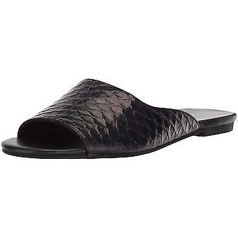 Katy Perry Womens o Aqua Open Toe sandálias casuais Slide