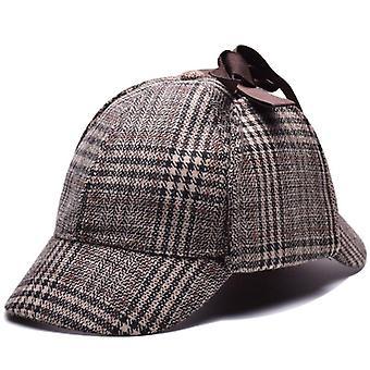 Sherlock Holmes Detective Beret Hat Unisex Cosplay Accessories Berets Men Women