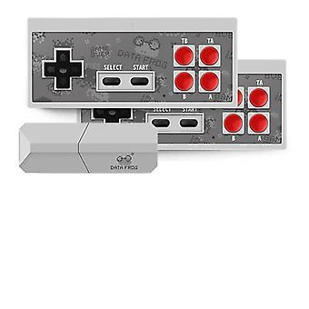 8 Bit Built In 1400 Classic Games Mini Wireless Console, Support Av/hdmi Output