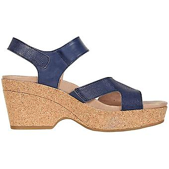Earthies Womens Khaya Kella Leather Open Toe Casual Ankle Strap Sandals
