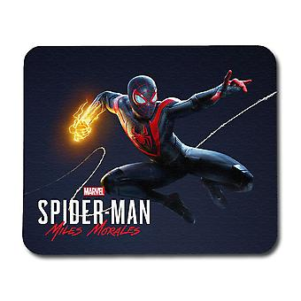 Spider-Man Miles Morales Mouse Pad