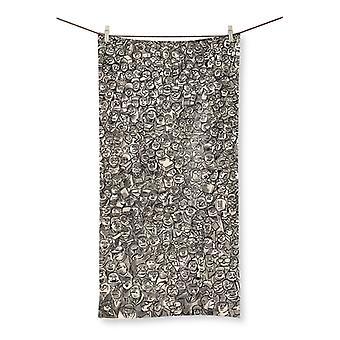 Pattern 25 beach towel