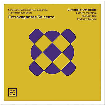 Extravagantes Seicento [CD] VS importeren