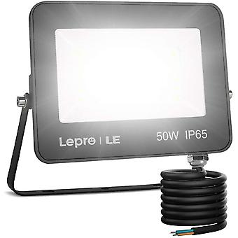 LE 50W Led Floodlight Outdoor, 4200LM LED Security Light, 350W Incandescent Lamp