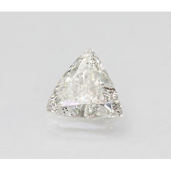 معتمد 1.12 قيراط G VS2 Trilliant المحسن الماس الطبيعي 8.26x7.89mm 2EX