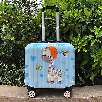 كيد & apos؛s حقيبة الأمتعة السفر مع عجلات