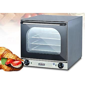 Full Perspective Hot Air Circulation Electric Oven Spray Type Multi-function