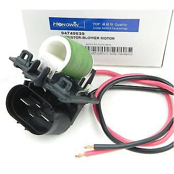 Radiator Fan Blower Motor
